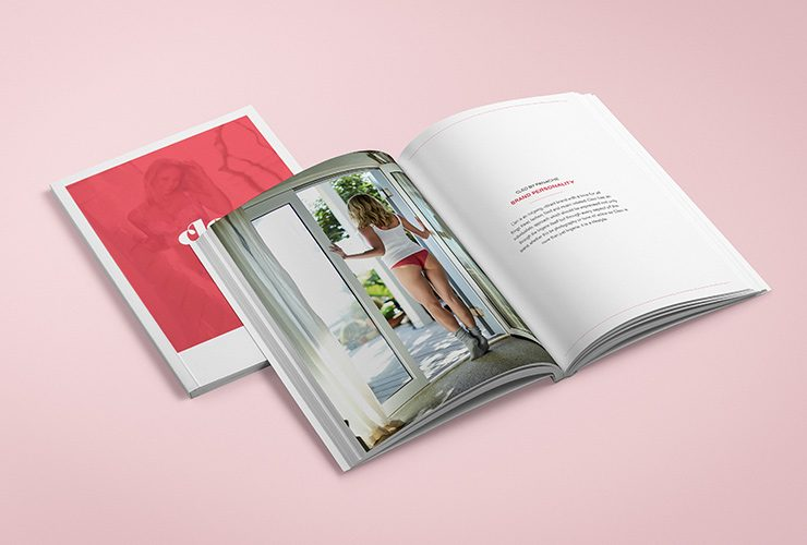 Panache Cleo Brochure by TD Creative in Leeds
