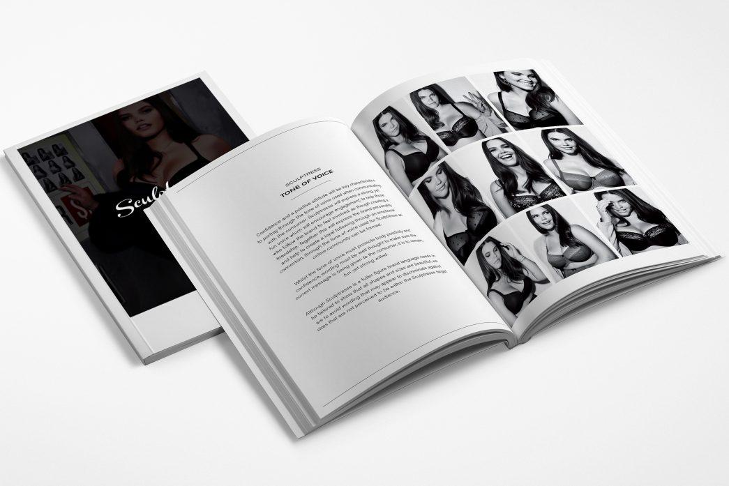 Panache Brochure Graphics by TD Creative Studio in Leeds