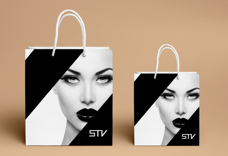 STV Tote Bag Graphics by TD Creative in Leeds