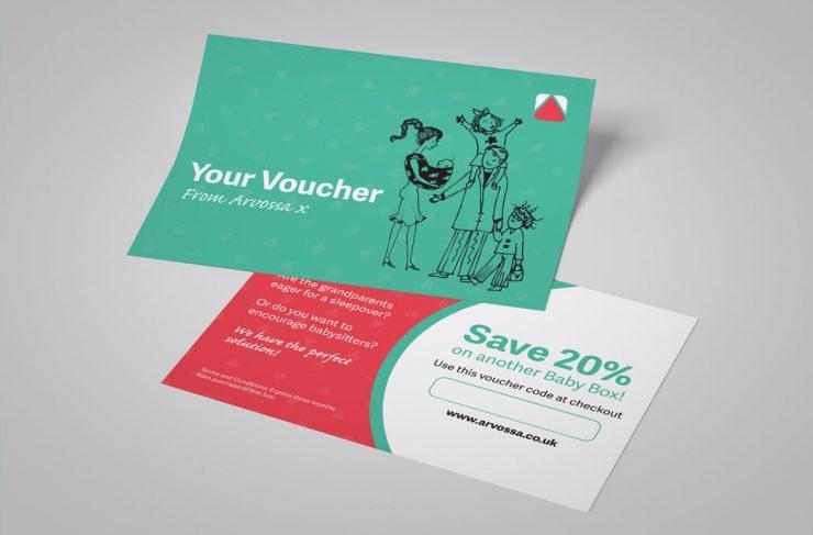 arvossa-leaflet-voucher-design