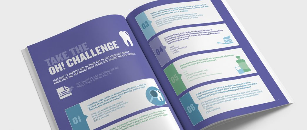 Take the Oh Challenge Brochure