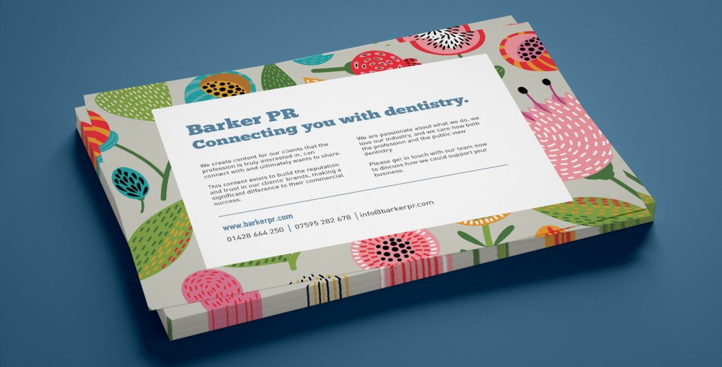Connecting You With Dentistry Flyers by TD Creative in Leeds